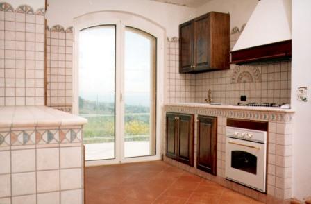 Cucina In Muratura Piccola